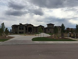 Gated Executive Home, Located on Golf Course - Colorado Springs vacation rentals