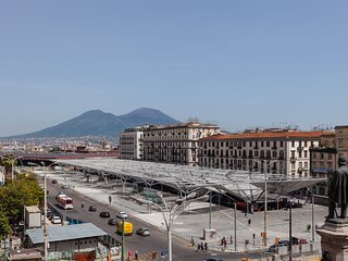 A Perfect Location at Piazza Garibaldi - Naples vacation rentals