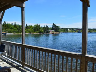 Oceanfront Home in the Heart of the Village - Winter Harbor vacation rentals