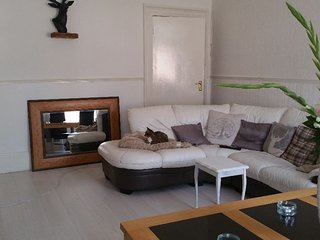 lovely double room near the city centre - Glasgow vacation rentals