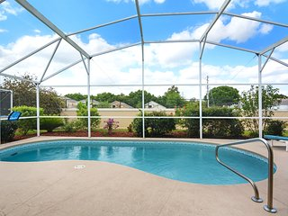 4 Bedroom Pool home with Game Room (IP4531) - Kissimmee vacation rentals