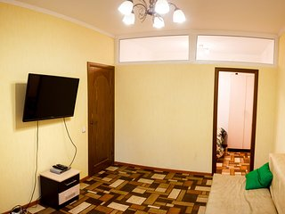 The apartment is located near the park Pushkin . - Saransk vacation rentals