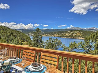 NEW! 'The Nest' 4BR Nederland House w/Serene Views - Nederland vacation rentals