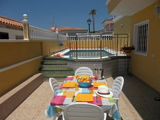 SOF 5326012 ; 2 Bedroom Villa with pool. Chayofa. - Tenerife vacation rentals