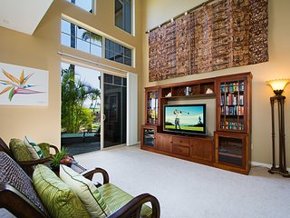 Tropical Paradise at the Golf Villas at Mauna Lani - Puako vacation rentals