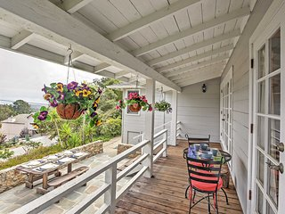 Charming 2BR Aptos Cottage w/Private Deck - Aptos vacation rentals