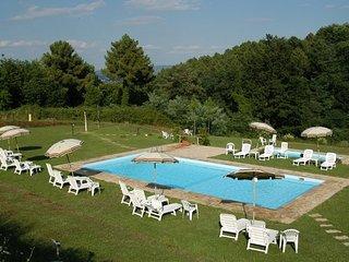 Appartamento in casa di campagna tra viti e olivi. - Montecarlo vacation rentals