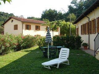 Appartamento con giardino tra viti e olivi. - Montecarlo vacation rentals