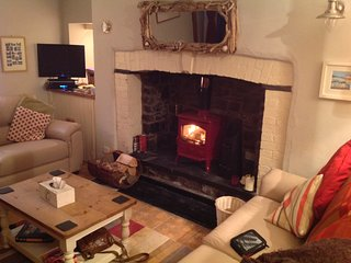 Cosy, character cottage in heart of village. - Solva vacation rentals
