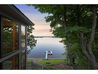 Ryder Cup Lake Estate Rental with Boat option - Chaska vacation rentals