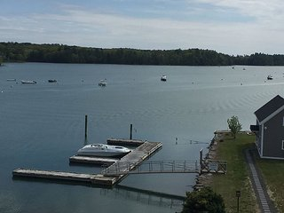 Village waterfront with boat slip - Newcastle vacation rentals