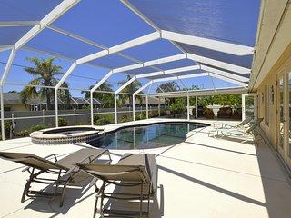 Villa Lemon Tree - Heated Pool/Spa, 4 bedrooms - Cape Coral vacation rentals