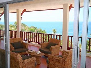 Pool villa with magnificent sea view at Kantiang - Ko Lanta vacation rentals
