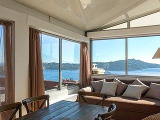 Amazing Sea View Terrace + A/C - Villefranche-sur-Mer vacation rentals