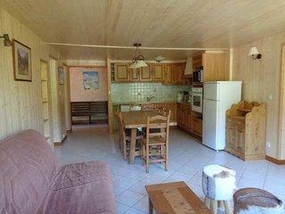 2 bedroom Condo with Television in Le Grand-Bornand - Le Grand-Bornand vacation rentals