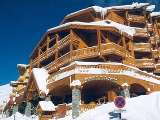 4 bedroom Apartment with Internet Access in Val Thorens - Val Thorens vacation rentals