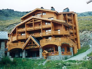 Cozy 3 bedroom Condo in Val Thorens with Internet Access - Val Thorens vacation rentals