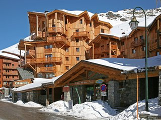 Beautiful Val Thorens Apartment rental with Internet Access - Val Thorens vacation rentals