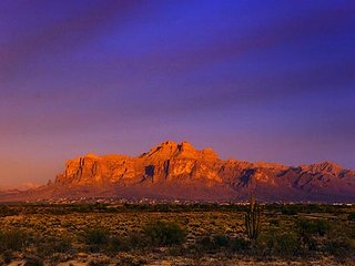 Superstition Mountain Magestic Sunsets - Apache Junction vacation rentals