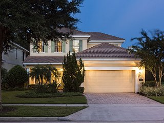 Reunion Mansion | Luxury 4,498 sq. ft 5 Bed Villa Located on the Tom Watson Golf Course - Reunion vacation rentals
