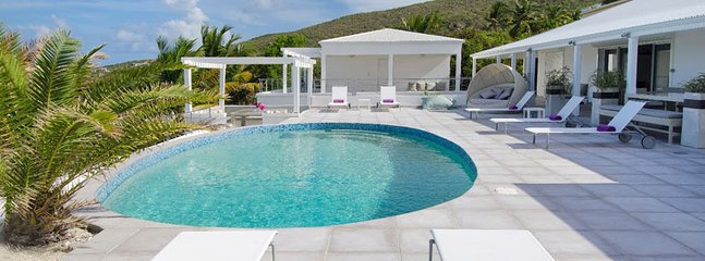 Villa Alizée 7 Bedroom SPECIAL OFFER - Image 1 - Guana Bay - rentals