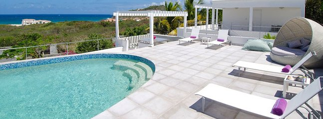 Villa Alizée 3 Bedroom SPECIAL OFFER - Image 1 - Guana Bay - rentals