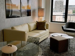 Furnished 2-Bedroom Apartment at Summer St & Summer Pl Stamford - Stamford vacation rentals