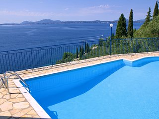 Private Pool Villa Diana in Nissaki wStunning View - Nissaki vacation rentals
