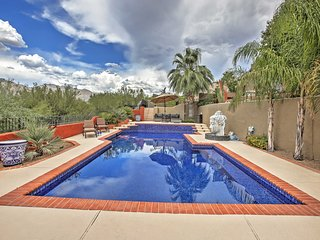 Luxurious 4BR Tucson Home w/High-End Decor, Swimming Pool & Steam Shower - Incredible Location Near National Parks, Restaurants, Shopping & More! - Tucson vacation rentals