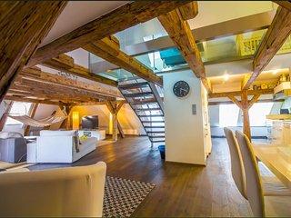 AMAZING Charles Bridge Penthouse - Prague vacation rentals