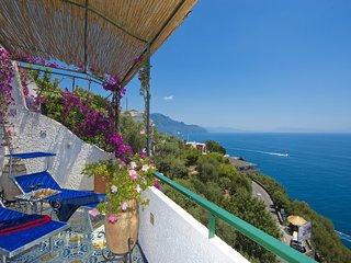 1 bedroom Condo with A/C in Conca dei Marini - Conca dei Marini vacation rentals