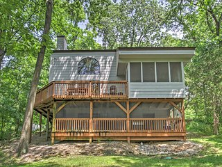 4BR Galena House w/Hot Tub & Fire Pit in Backyard! - Galena vacation rentals