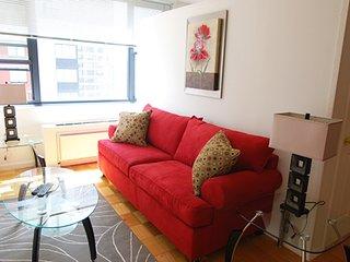 1 Bedroom Apartment Sleeps 4 ( # 8621 ) - Manhattan vacation rentals