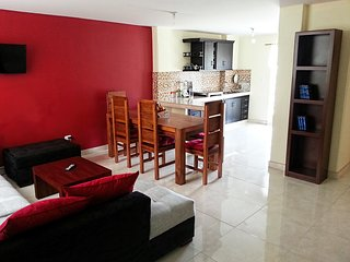 Otavalo Apartments - Nice new furnished apartments - close to the city center - Otavalo vacation rentals