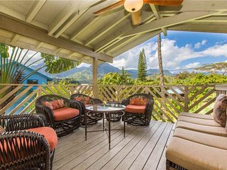 Perfect 3 bedroom Villa in Hanalei - Hanalei vacation rentals