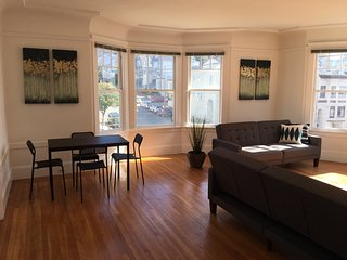 1BR: Spacious, Wired, Plenty of Natural Sunlight - San Francisco vacation rentals