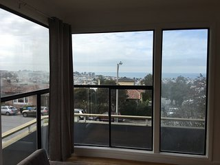 2BR: Beautiful Ocean View, Modern Design, Wired - San Francisco vacation rentals