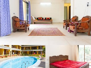27) Spacious and Luxurious 4 Bed Apartment Sleep 9 - Arpora vacation rentals