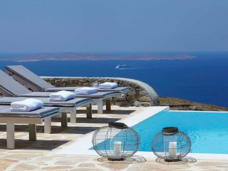 Blue Villas | Crystal Fairy | Gorgeous Views - Mykonos Town vacation rentals