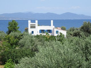 Country House with private Beach / Upper Floor - Arkitsa vacation rentals