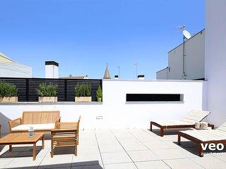 Corral Rey Terrace 5 | 2 bedrooms, 2 bathrooms - Seville vacation rentals