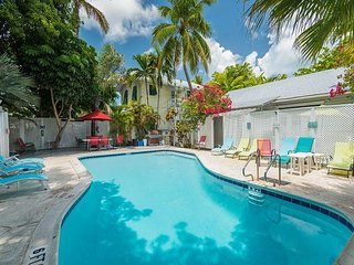 Tropical Cottage - Spacious Home w/ Shared Pool. Near Beach & S'Most Point - Key West vacation rentals