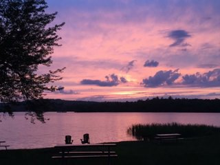 Perfect Cottage with Internet Access and Water Views - Beach Lake vacation rentals