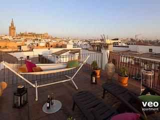 Zaragoza Terrace | 3 bedrooms, 3 bathrooms - Seville vacation rentals