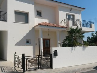 Large Family 3 Bedroom Detached House with wifi - Oroklini vacation rentals