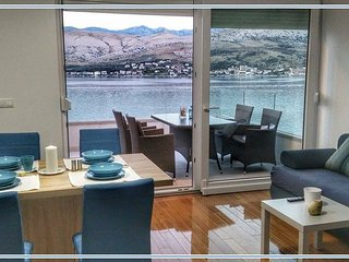 "Penthouse with sea view ""Bouvier Blue"" - Pag vacation rentals"