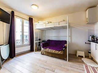 Studio Flat Avenue de Versailles Paris 16ième - Paris vacation rentals