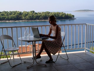 Paradies direkt am Meer-gr. Studio für 2 Personen - Blato vacation rentals