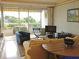 Nice flat with terrace, pool, parking - 100m beach - Villeneuve-Loubet vacation rentals