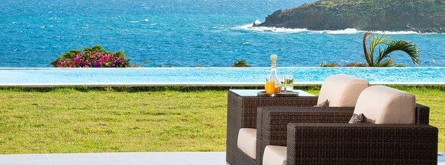 Villa Eden Rock 5 Bedroom SPECIAL OFFER - Dawn Beach vacation rentals